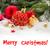 Rood · boeg · decoratie · kerstboom · vakantie - stockfoto © neirfy