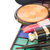 makyaj · ürünleri · çerçeve · pembe · kadın · yüz - stok fotoğraf © neirfy