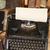 typewriter on table stock photo © neirfy