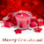 christmas red candle with snow stock photo © neirfy