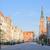ville · Pologne · bâtiment · vert · bleu · architecture - photo stock © neirfy