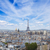 rio · Torre · Eiffel · Paris · França · céu - foto stock © neirfy