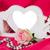 rosa · rosas · vacío · memorándum · tarjeta · espacio - foto stock © neirfy