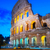 colosseum in rome italy stock photo © neirfy