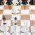 fehér · lovag · fekete · sakk · mező · erő - stock fotó © neirfy