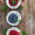 taze · lezzetli · meyve · toplama · tablo · yaz - stok fotoğraf © neirfy