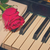 edad · piano · papel · mohoso · blues · jazz - foto stock © neirfy