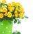 bouquet · fresche · rose · giallo · verde - foto d'archivio © neirfy