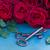 старые · ключами · синий · Sexy · ретро · эротического - Сток-фото © neirfy