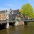 bridges of canal ring in amsterdam stock photo © neirfy
