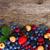 taze · karpuzu · ahşap · üst - stok fotoğraf © neirfy