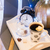 ホーム · トレイ · カップ · コーヒー - ストックフォト © neirfy