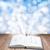 büyü · kitap · harfler · gökyüzü · eğitim · iş - stok fotoğraf © neirfy