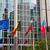 európai · zászlók · Brüsszel - stock fotó © neirfy