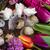 flores · da · primavera · ovos · de · páscoa · primavera · fresco · flores · branco - foto stock © neirfy