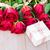 bella · rose · scatola · regalo · cuori · romantica · regalo - foto d'archivio © neirfy