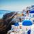 traditionnel · grec · village · santorin · bleu · églises - photo stock © neirfy