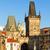 Прага · замок · моста · Чешская · республика · здании · город - Сток-фото © neirfy