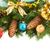 or · décorations · vert · frontière · décoré - photo stock © neirfy