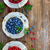 fresh raspberry red currunt and blueberry stock photo © neirfy