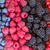 rows of fresh berries on table stock photo © neirfy