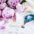 secreto · flores · Foto · Pareja · cama - foto stock © neirfy