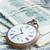 húngaro · tempo · é · dinheiro · relógio · de · bolso · velho · dinheiro · relógio - foto stock © neirfy