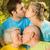 çiftler · öpüşme · portre · mutlu · romantik · yeni · evliler - stok fotoğraf © nejron
