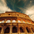 colosseum rome italy stock photo © nejron