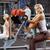 女性 · 重み · 男 · ジム · 手 - ストックフォト © nejron