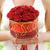 красные · розы · капли · воды · белый · цветок · фон · красоту - Сток-фото © nejron