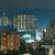 moderna · rascacielos · noche · tiempo · negocios · cielo - foto stock © nejron