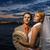 portré · menyasszony · vőlegény · áll · szeretet · férfi - stock fotó © nejron