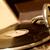 eski · gramofon · Retro · boynuz · konuşmacı · oynama - stok fotoğraf © nejron