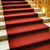 stairs covered with red carpet stock photo © nejron