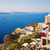 restaurant · mooie · landschap · santorini · eiland - stockfoto © nejron