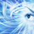 umani · occhi · ciglia · bianco · luce · blu - foto d'archivio © nejron