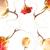 citromsárga · rózsa · virág · szirmok · fehér - stock fotó © nejron