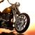 огня · сжигание · скелет · верховая · езда · мотоцикл - Сток-фото © nejron