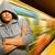 menino · metrô · estação · andar · de · skate - foto stock © nejron