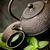 siyah · Asya · demlik · nane · çay · demir - stok fotoğraf © neliana