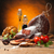 gerookt · vlees · producten · markt · slager · winkel - stockfoto © neliana