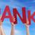 manos · dar · gracias · muchos · rojo - foto stock © nelosa