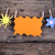 cinco · ícones · enforcamento · linha · quadro · símbolos - foto stock © nelosa