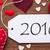 nuovo · anni · 2015 · rosso · colore · felice - foto d'archivio © nelosa