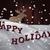 boldog · ünnepek · hó · hópelyhek · jávorszarvas · mikulás - stock fotó © nelosa