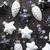 nostálgico · árvore · de · natal · flocos · de · neve · temporadas - foto stock © nelosa