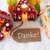 colorful gingerbread house snowflakes danke means thank you stock photo © nelosa