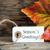 estaciones · texto · escrito · regalo · naturales - foto stock © nelosa
