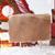 peperkoek · huis · sneeuwvlokken · exemplaar · ruimte · label · advertentie - stockfoto © nelosa